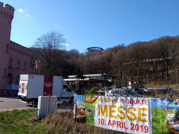 Regionalprodukte Messe Rügen im Naturerbe Zentrum Prora