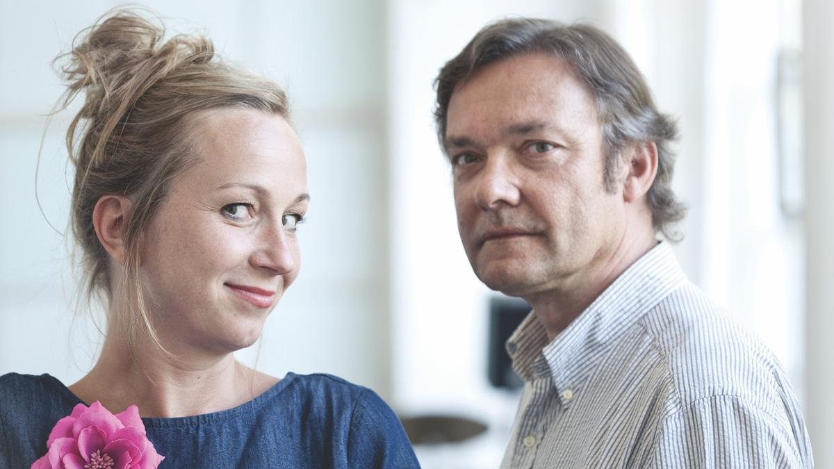 Holger Teschke und Jorinde Jelen: im Juli zu Gast bei uns im Hafenbahnhof.